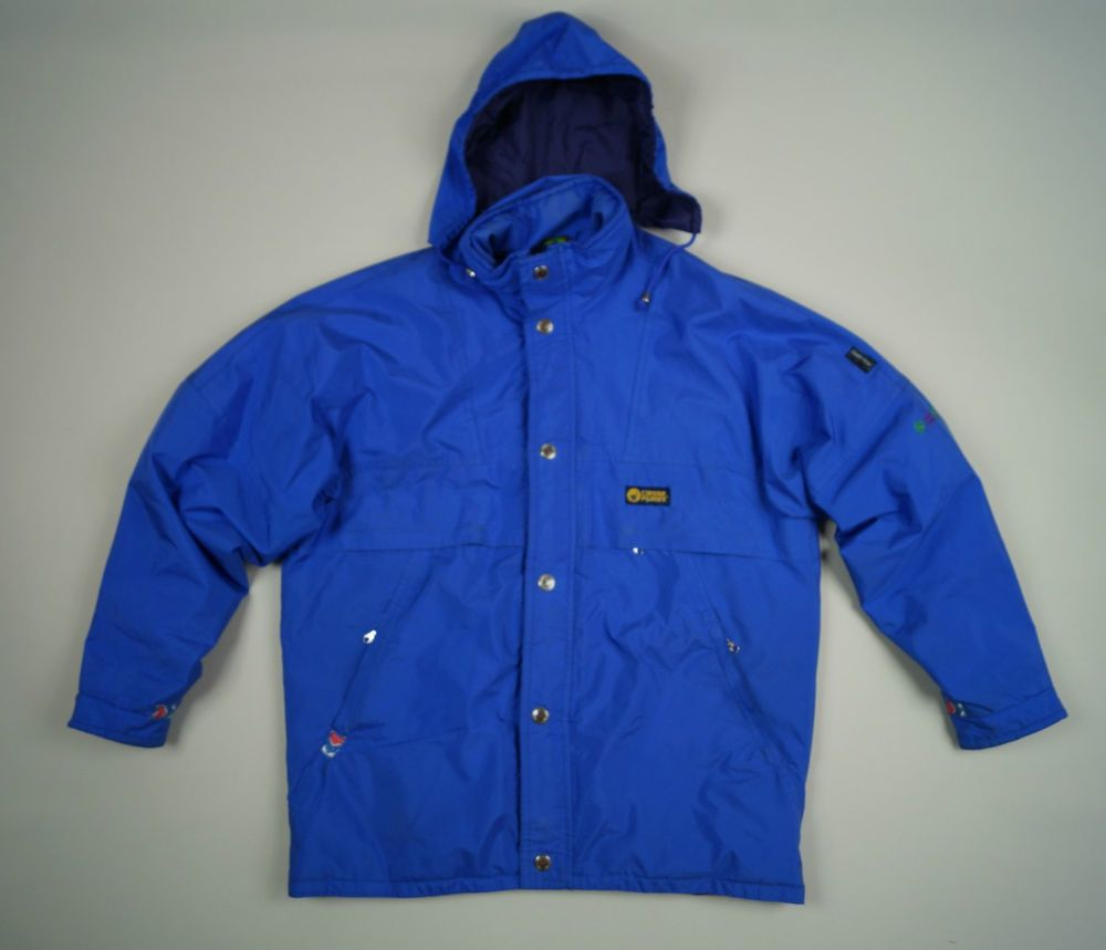 best website c99ee 2c0f4 CIESSE PIUMINI GORE-TEX Men s Blue Jacket Coat Size L Chest ...