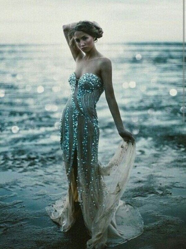 Gorgeous Glitter Dresses to Look Different (16) | Beautiful Colour ...