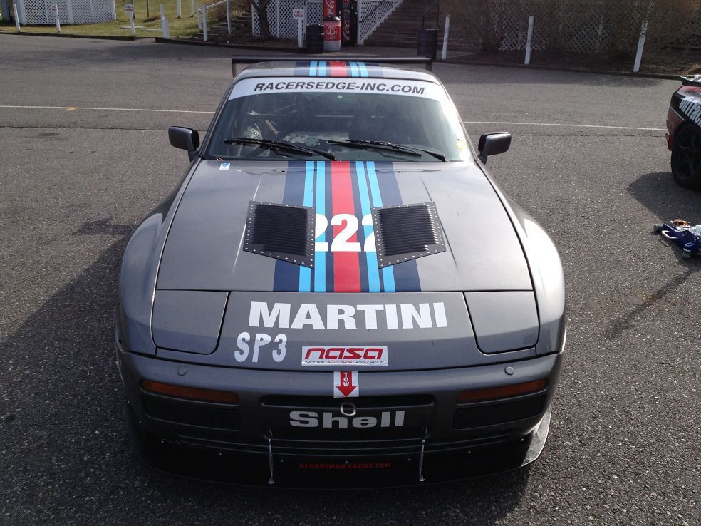 1987 Porsche 944 Turbo Race Car For Sale - Fast In Fast Out | euro ...