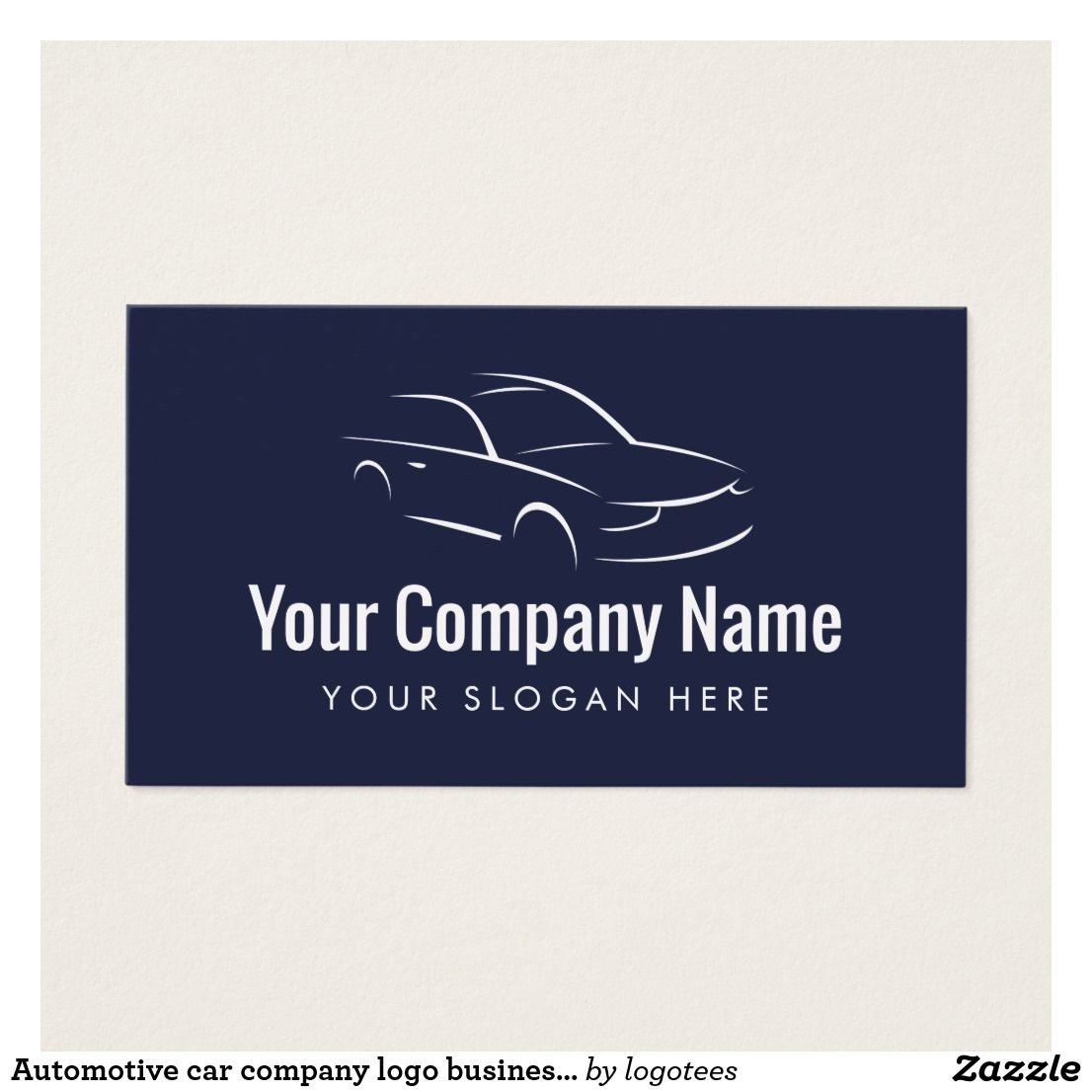 Automotive car company logo business card template modern simple automotive car company logo business card template modern simple visit card for car dealer magicingreecefo Image collections