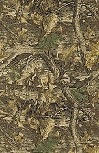 Solid Camo In Timber Rug