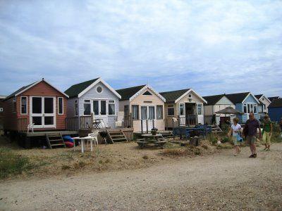 lolodesigns blog: Beach huts and Mudeford