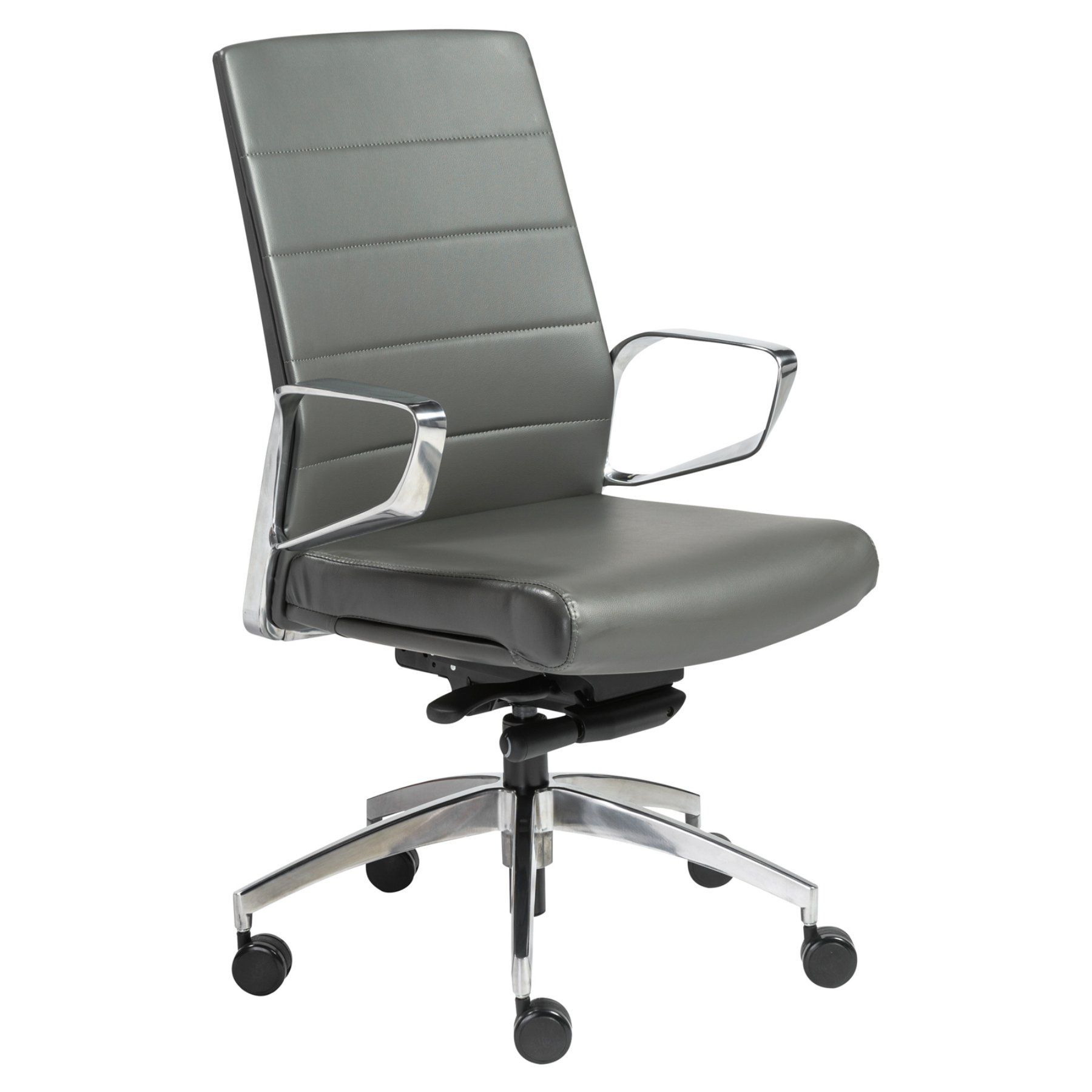 Euro Style Gotan Low Back Office Chair 90550blk