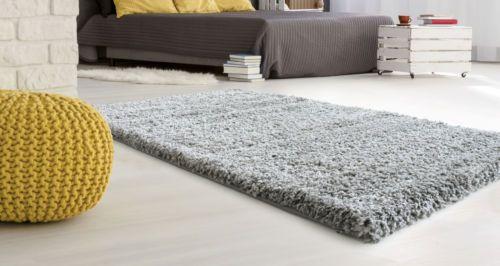 Hervorragend Details Zu Teppich Wohnzimmer Hochflor Design Modern Sehrazat Mod.270 Grau