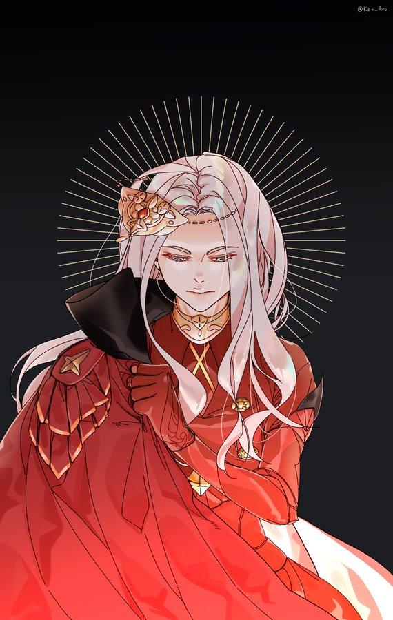 The Emperor Edelgard in 2020 Fire emblem, Female robin
