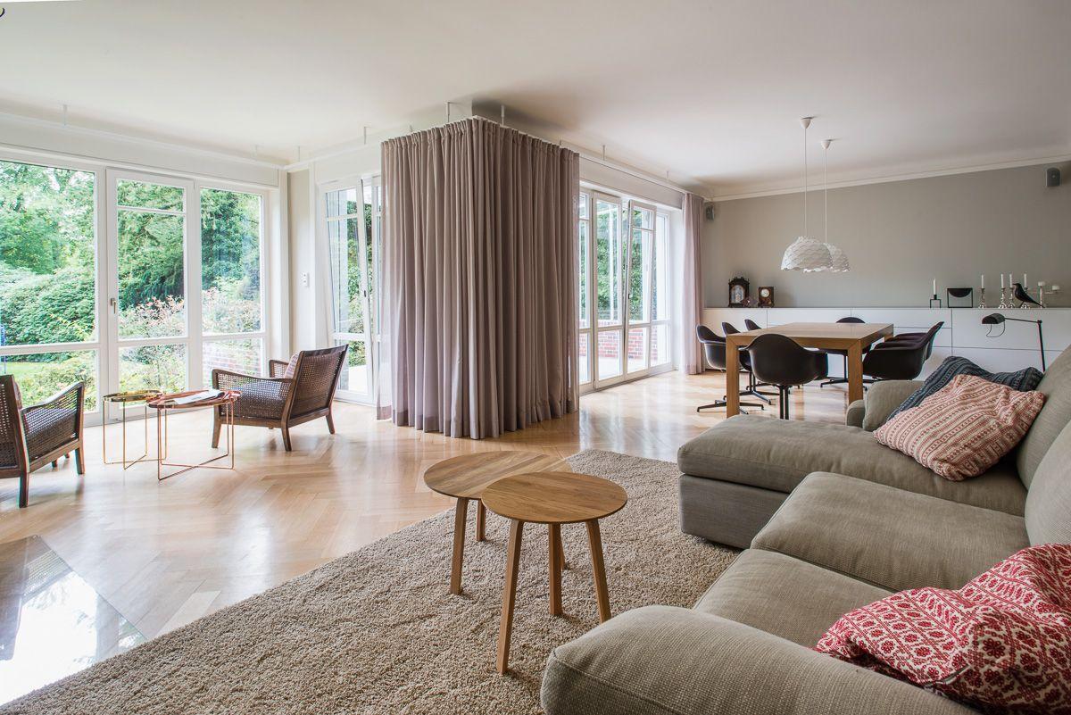 Gärtner Internationale Möbel #Wohnzimmer #Kamin #Feuer #Sofa ...