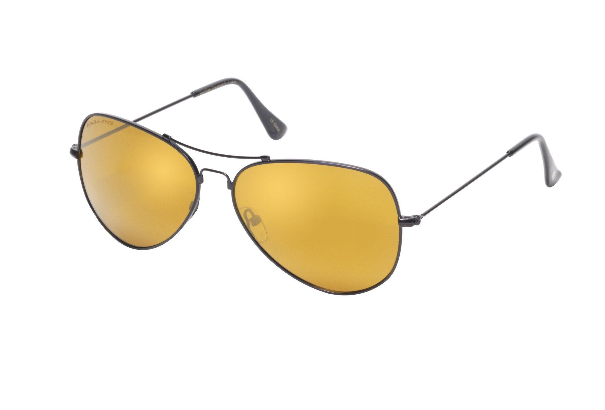 3e99752c6852c Memory Flex™ Aviator Sunglasses – Eagle Eyes Optics