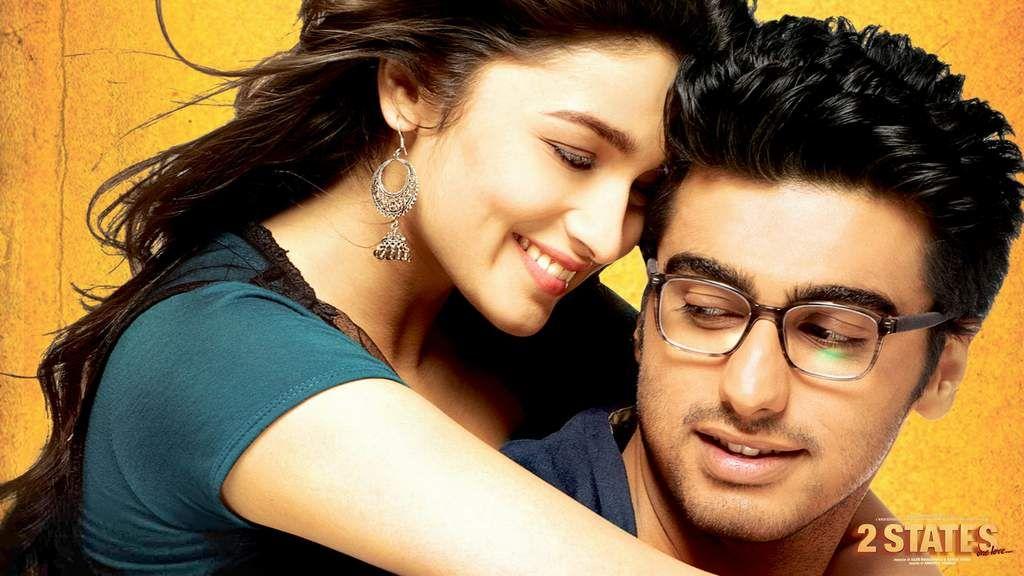 Alia Bhatt And Arjun Kapoor 2 States Movies Hd Wallpapers 2