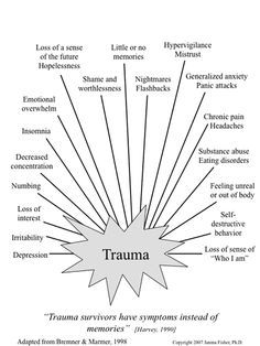 The Impact Of Trauma  Trauma Therapy And Social Work