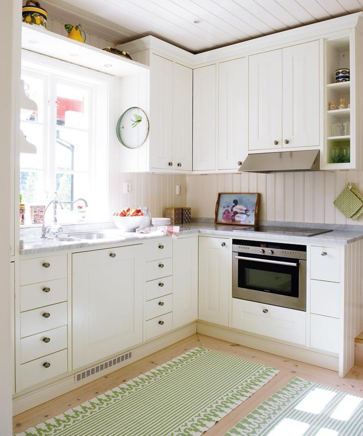 Cottage Kitchen Permit Utah: [ Varsamt Utbyggt Skärgårdstorp ] Tillsammans Ned Arkitekt