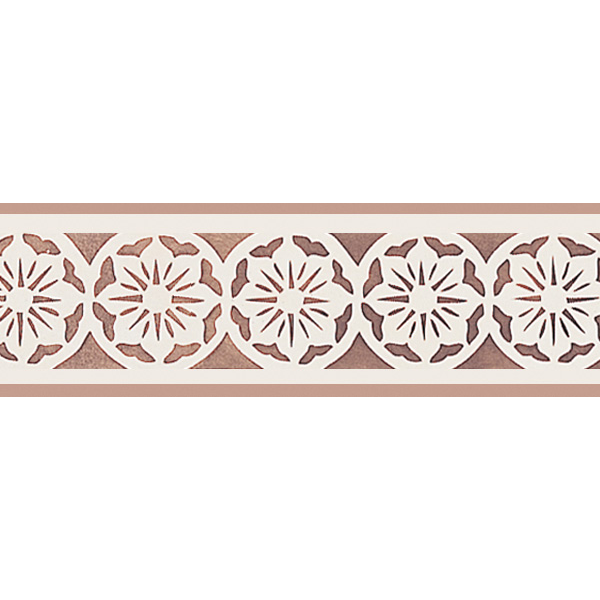 Victorian lace border stencil furniture classic and - Border stencils for painting ...