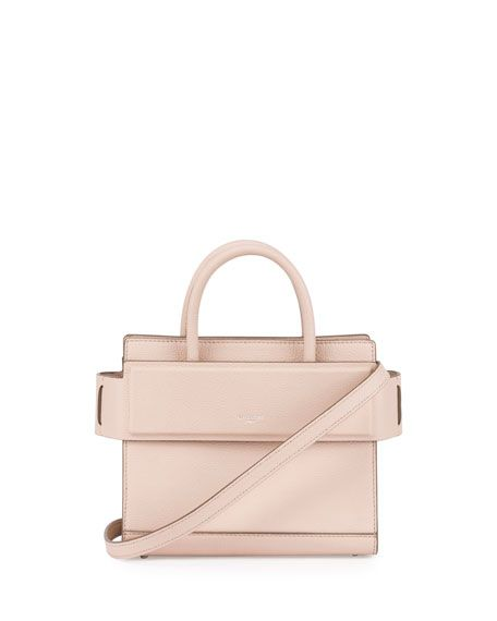 30993deb32 GIVENCHY Horizon Mini Grained Leather Tote Bag, Nude Pink. #givenchy #bags #shoulder  bags #hand bags #leather #tote #