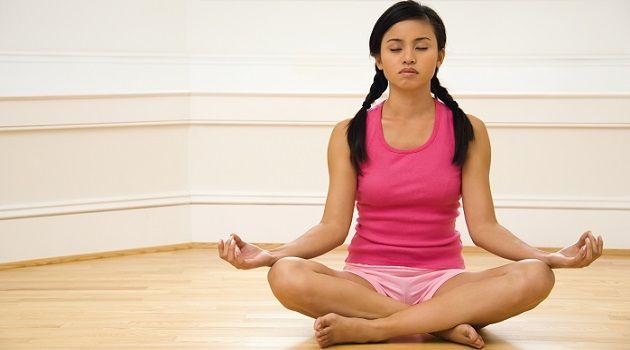 Baddha Padmasana For Beginners   Lotus Pose Yoga   The