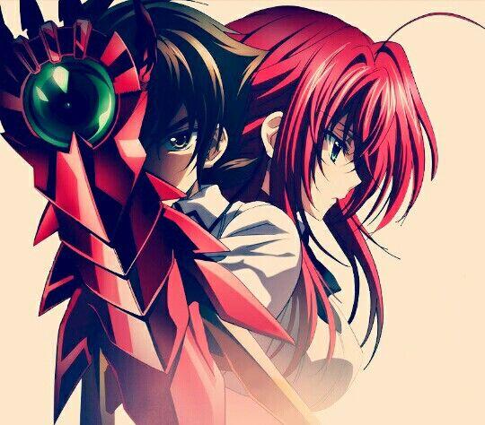 High School Dxd Tutoriales De Anime Fondo De Anime Arte De Anime