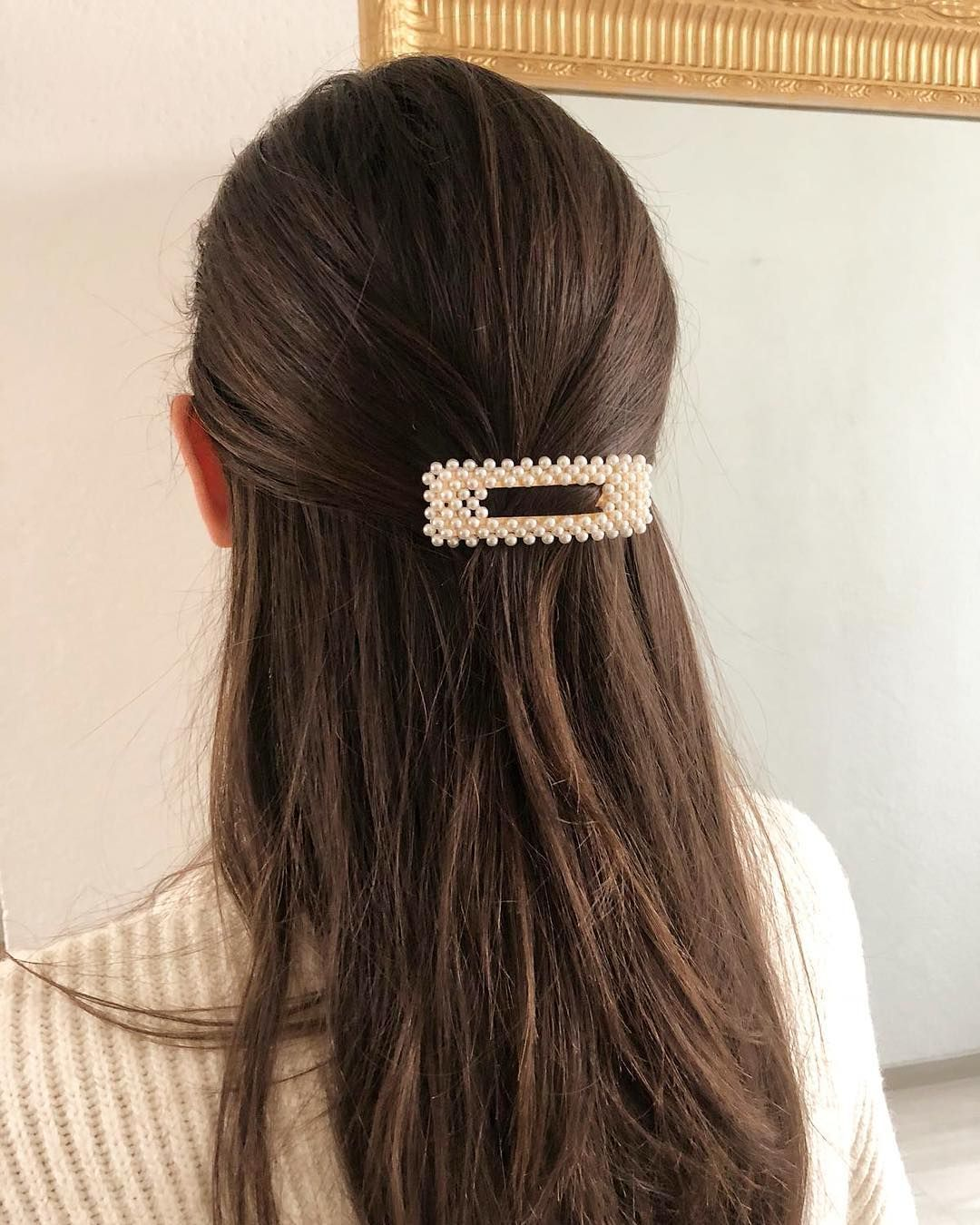 Nina Colic On Instagram Detail Shop Bipu Colic Detail Ins Vintage Hair Clips Hair Accessories Vintage Hairstyles