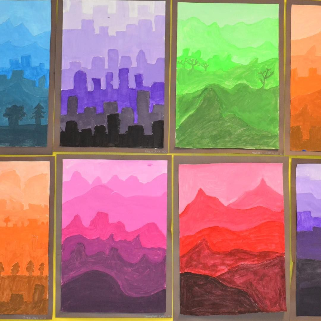 Artclass Colormyworld