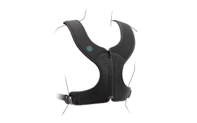 point Stayflex™ Chest Support for Wheelchair Users (2 Pull ...