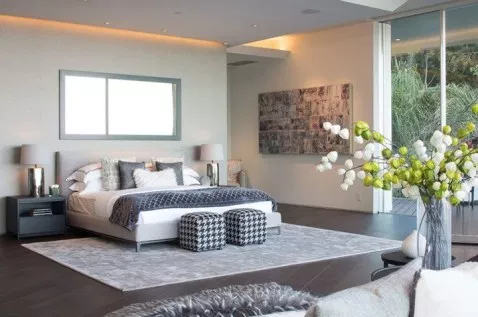 20+ Bright and Calm Modern Bedroom Designs 2019 Home