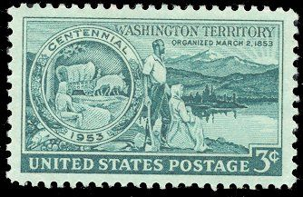 Vintage U.S. Stamps Individually Priced