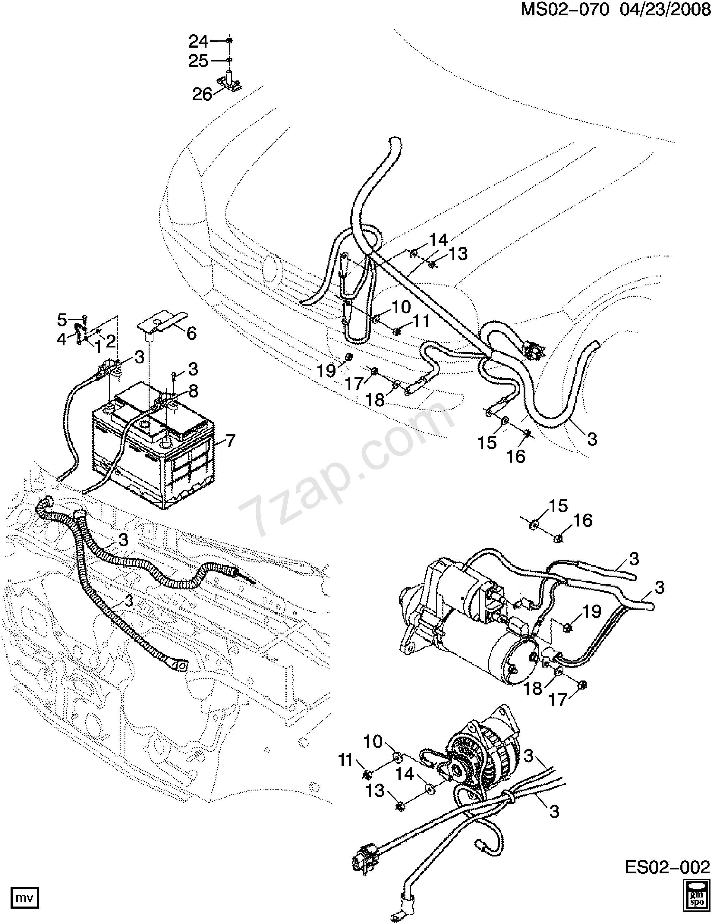 [DIAGRAM] 1998 Chevy Silverado Parts Diagram