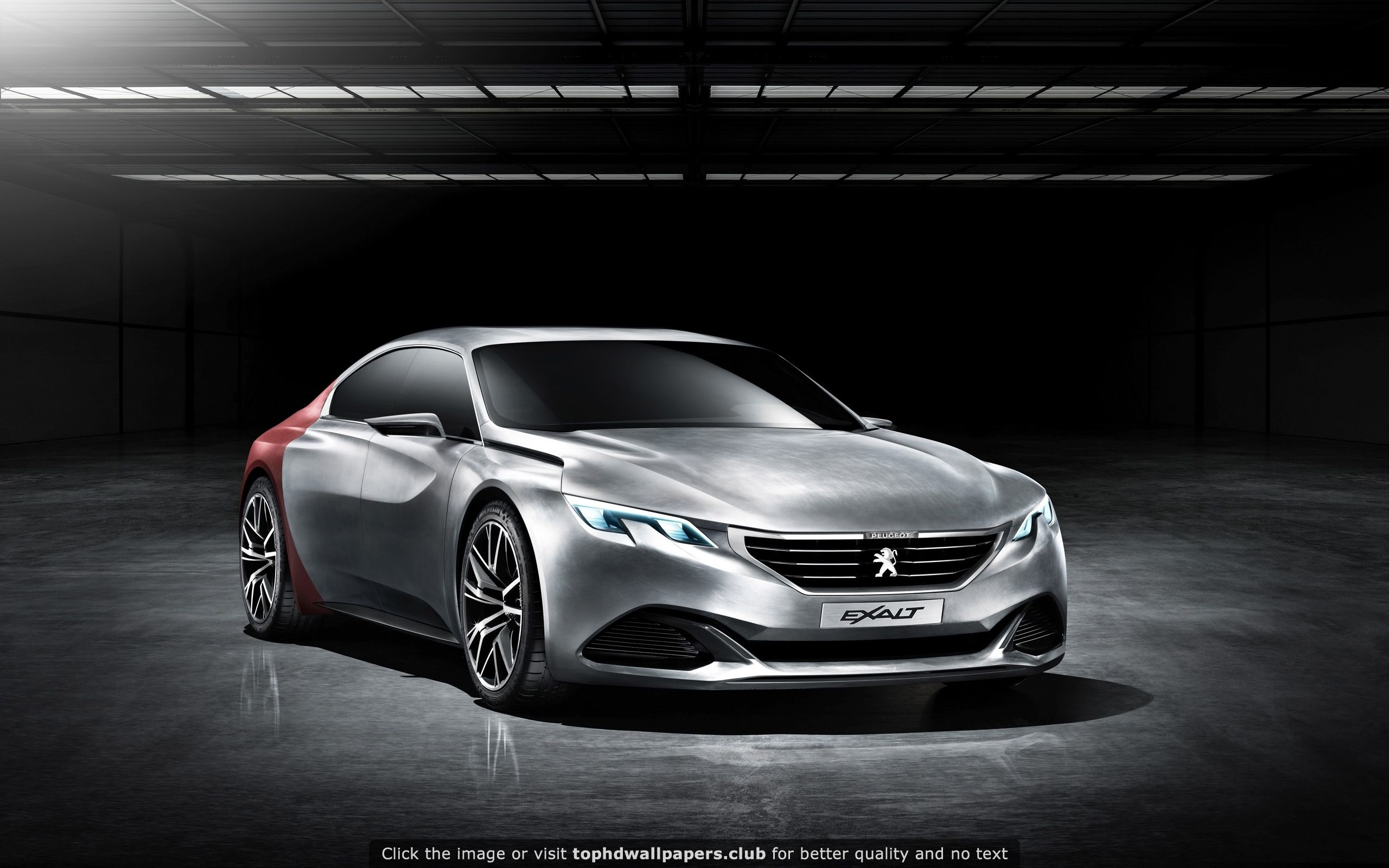 Peugeot Exalt Concept 2014 Hd Wallpaper For Your Pc Mac Or Mobile