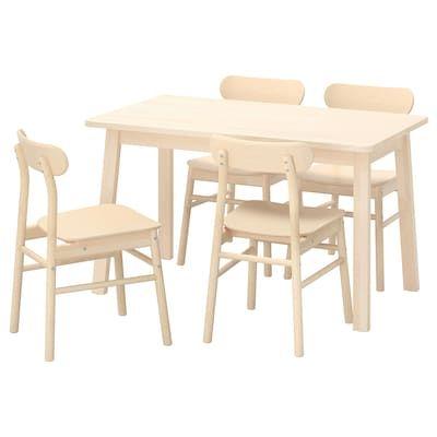 Ikea Eettafel 4 Stoelen.Eettafel Archives Famous Last Words