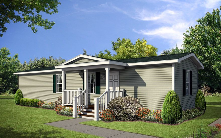 Crown Pointe 14 X 48 639 Sqft Mobile Home Ur Topeka In Sales Center Delivers Finely Built Mobile Home Modular Homes For Sale Manufactured Home Modular Homes