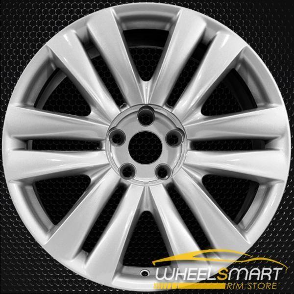 20 Tesla Model X Oem Wheel 2017 Silver Alloy Stock Rim 97802