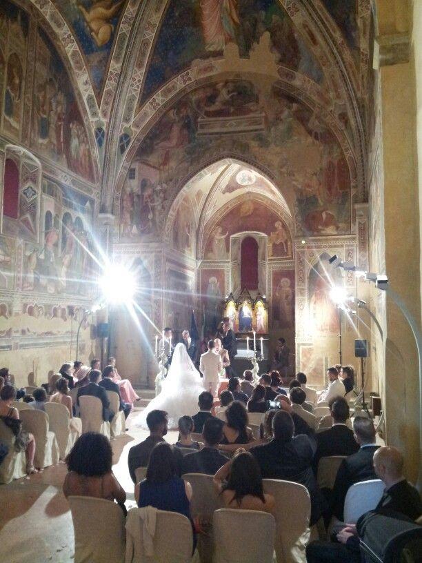 Civil wedding in florence oratorio santa caterina delle for I c bagno a ripoli capoluogo