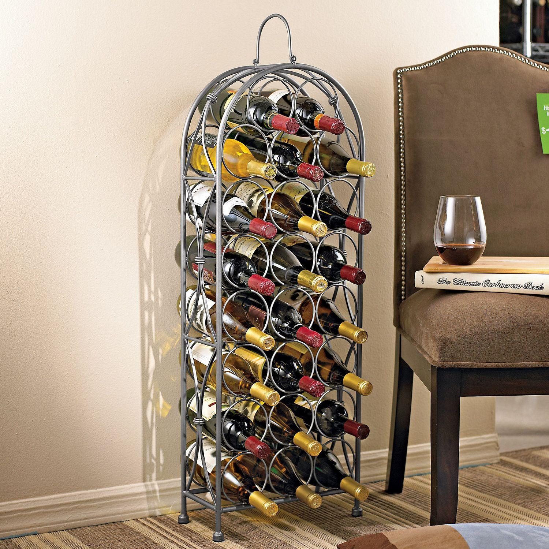 Стойка дРя бутыРок вина ковка декор дизайнинтерьера