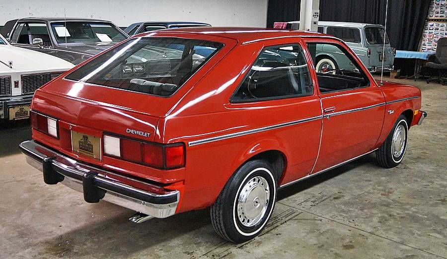 1980 chevrolet chevette at auction 1939097 hemmings motor news chevrolet classic cars chevy 1980 chevrolet chevette at auction