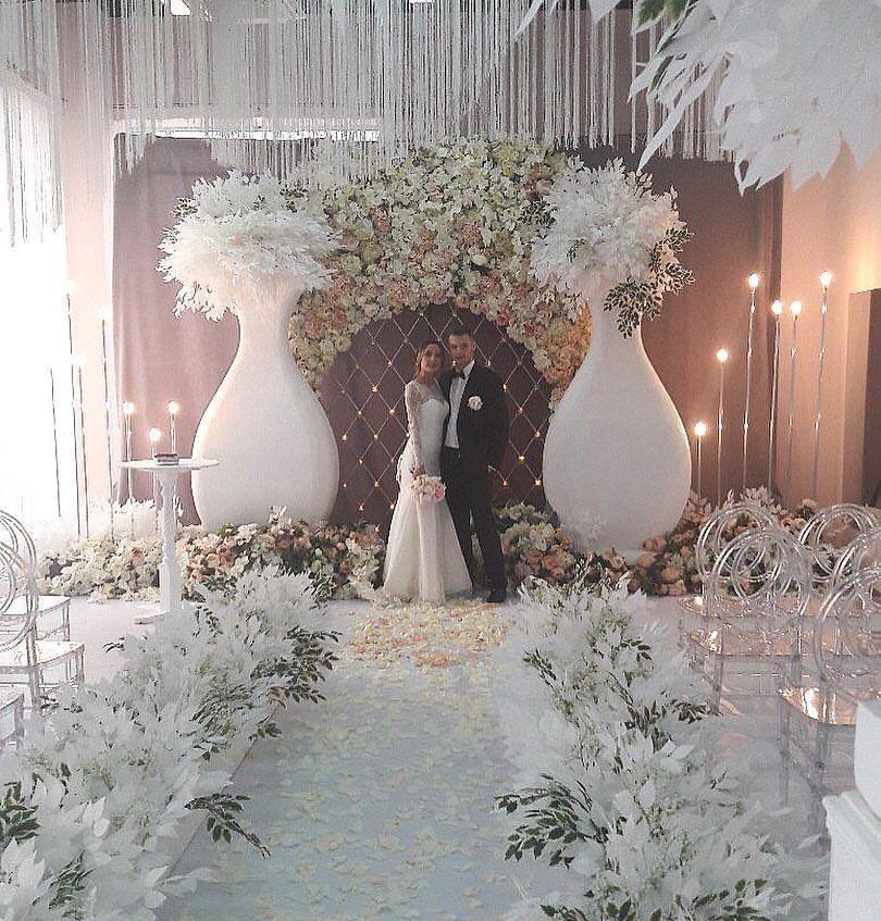 Country Wedding Altar Ideas: Wedding Decorations