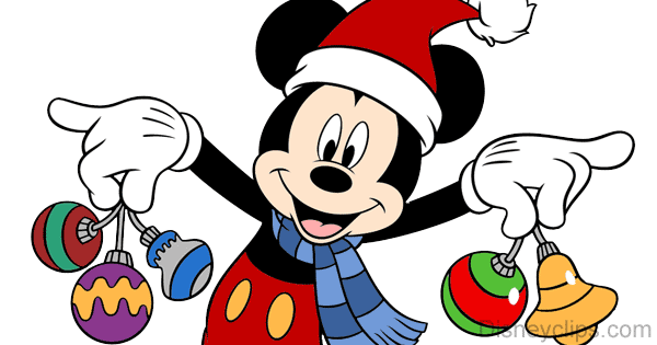 dc9efbcc97e0c Christmas themed images of Disney s Mickey and Minnie Mouse