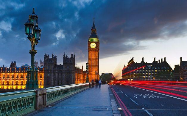 rejser england