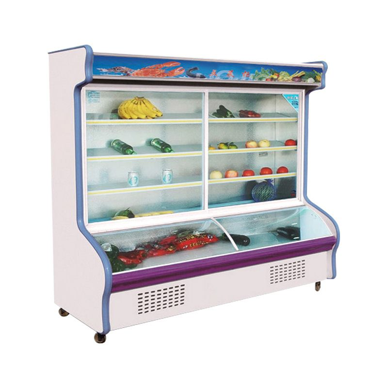 Lecon carte cabinet freezer refrigerated display cabinets spicy ...