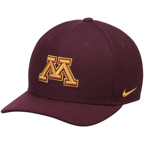huge selection of 84223 3286c Minnesota Golden Gophers Nike Wool Classic Performance Adjustable Hat -  Maroon, Your Price   23.99