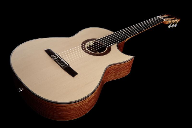 Hanika Cutpro Pf Pickup System Fender Squier Classical Guitar Impulse Response