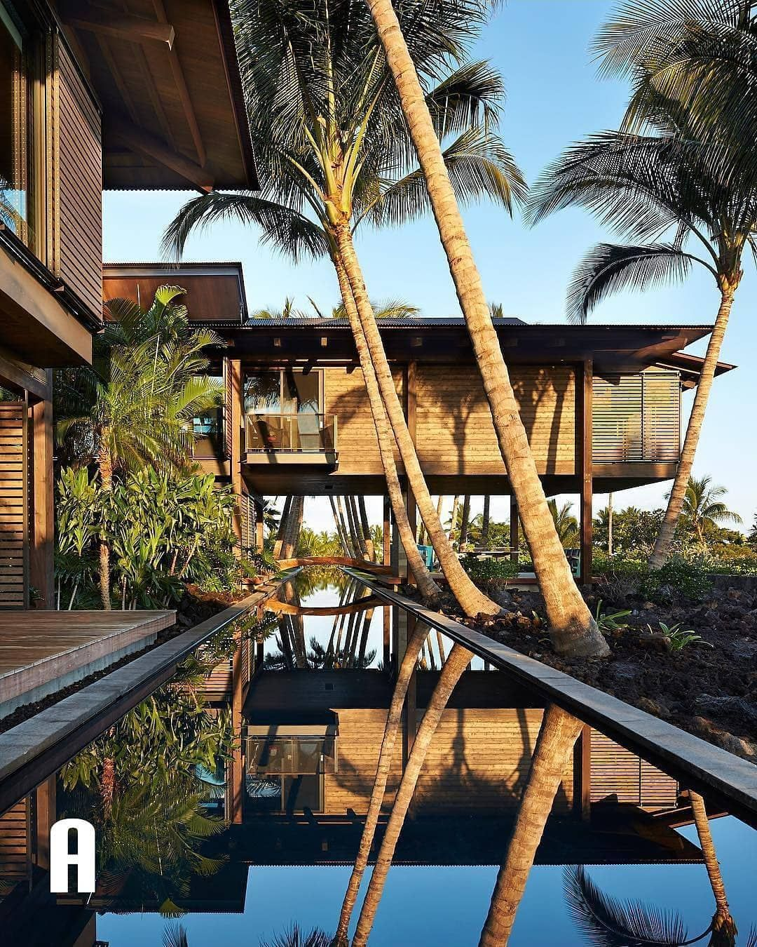 Hawaiian Home Design Ideas: Pick ONE A Or B? Follow Us @dopehomestead For More! A. The