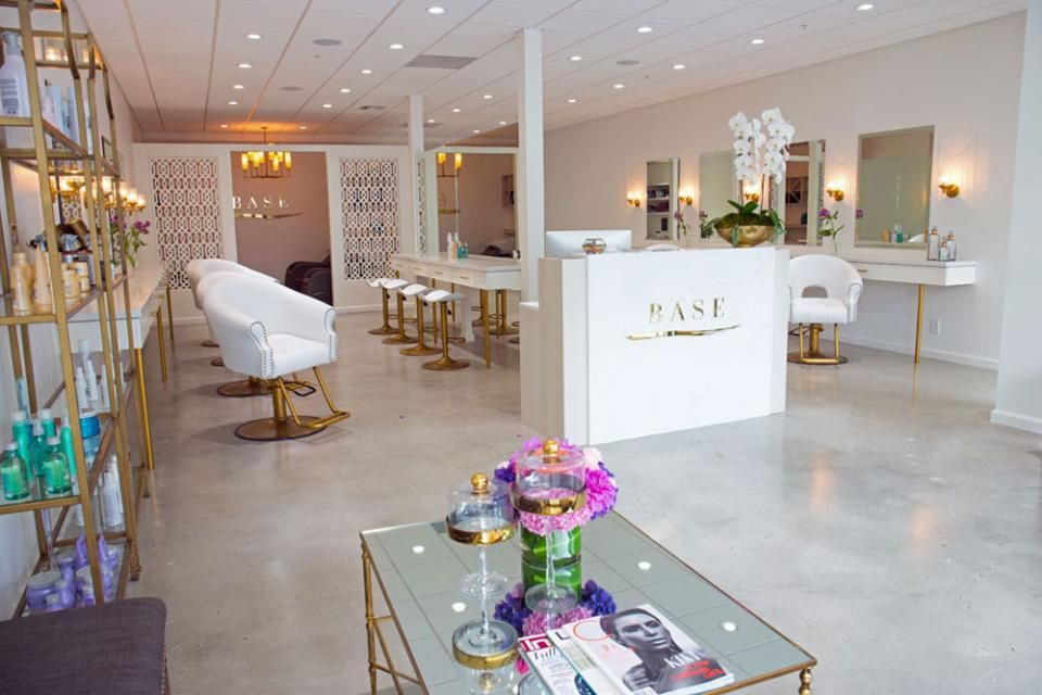 Los Angeles Welcomes A New Salon Concept Base Color Bar Is High End Exclusively Offering For Men And Women Clients Can Expect To Be In