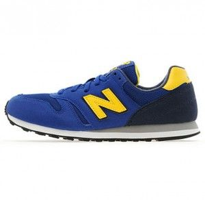 new balance 373 yellow blue