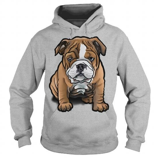 The dogfather Olde English Bulldogge Hoodie ffNVVSZ