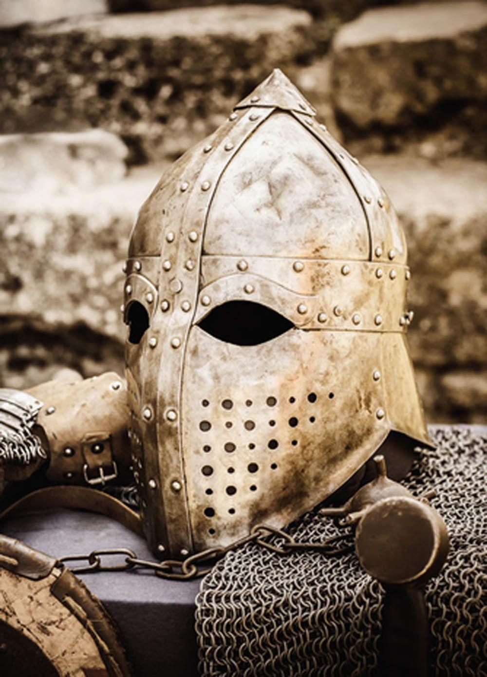 """Reinaldo de Châtillon sobre el ejercito de Saladino: """"Y si me dices ..."""