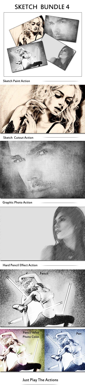 Sketch bundle 4 photoshop add ons