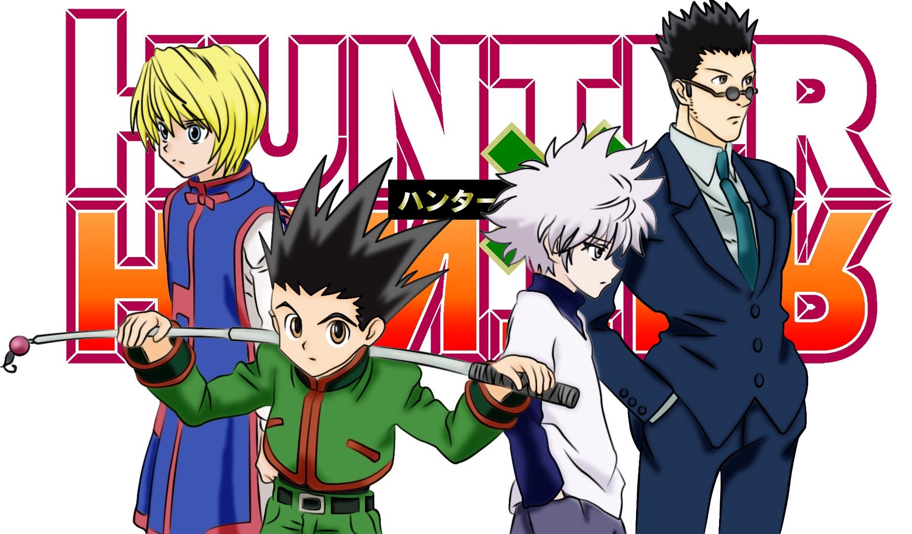 Hunter x hunter favorite manga anime and manhua pinterest manga voltagebd Gallery