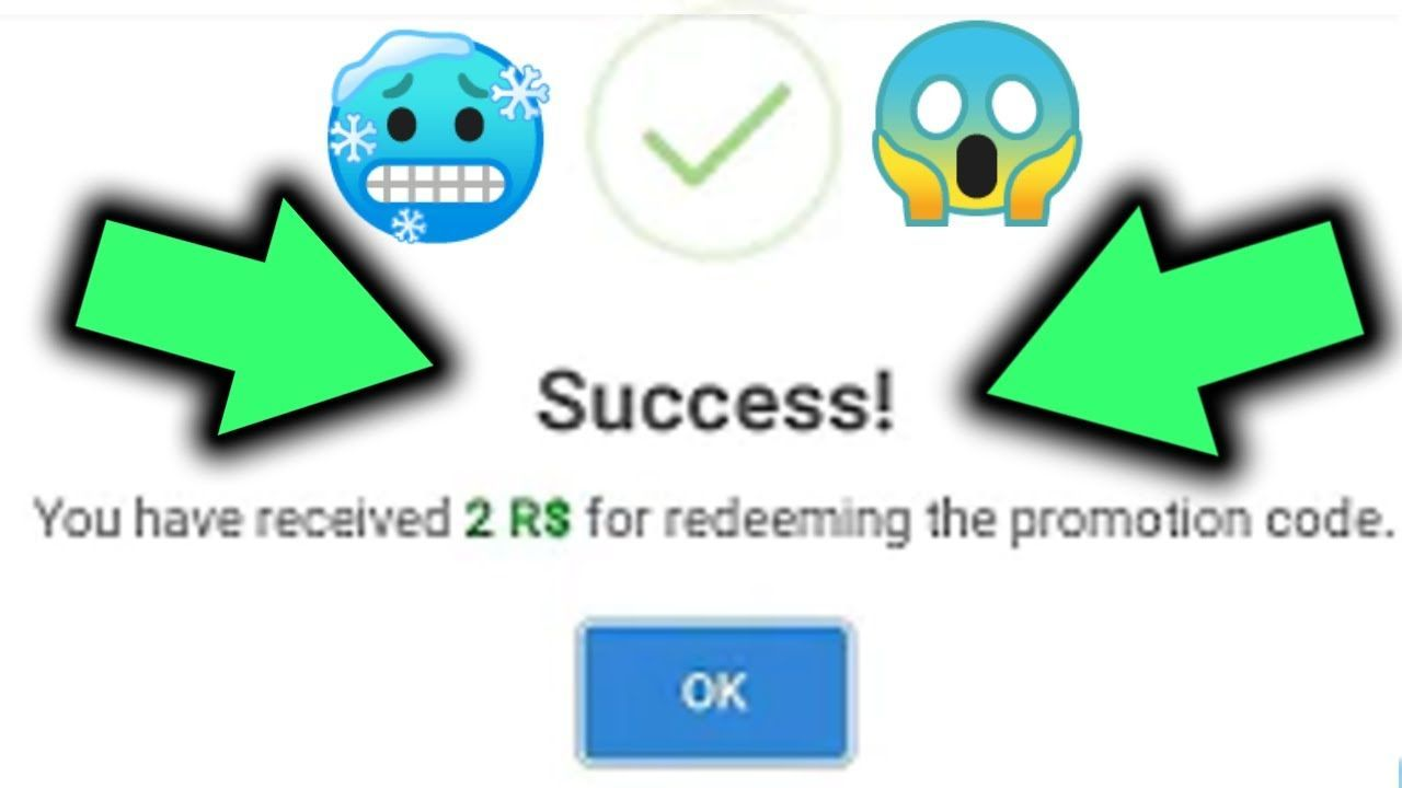 roblox codes promo september robux 2022 working