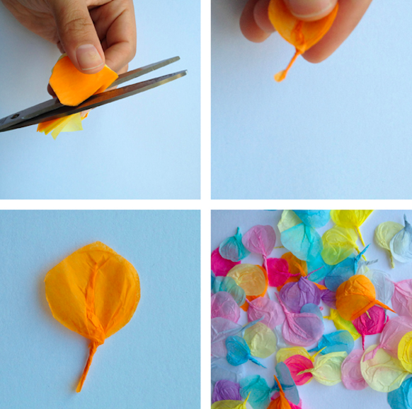 Diy homemade tissue paper petals crafts pinterest tissue paper diy homemade tissue paper petals mightylinksfo Gallery