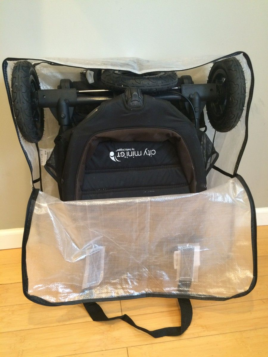 Stroller Bags Can Protect Your City Mini Gt From Damage When Gate Checked But Cost Up To 90 Dollars This Hack Saves Me A Ton Of Money