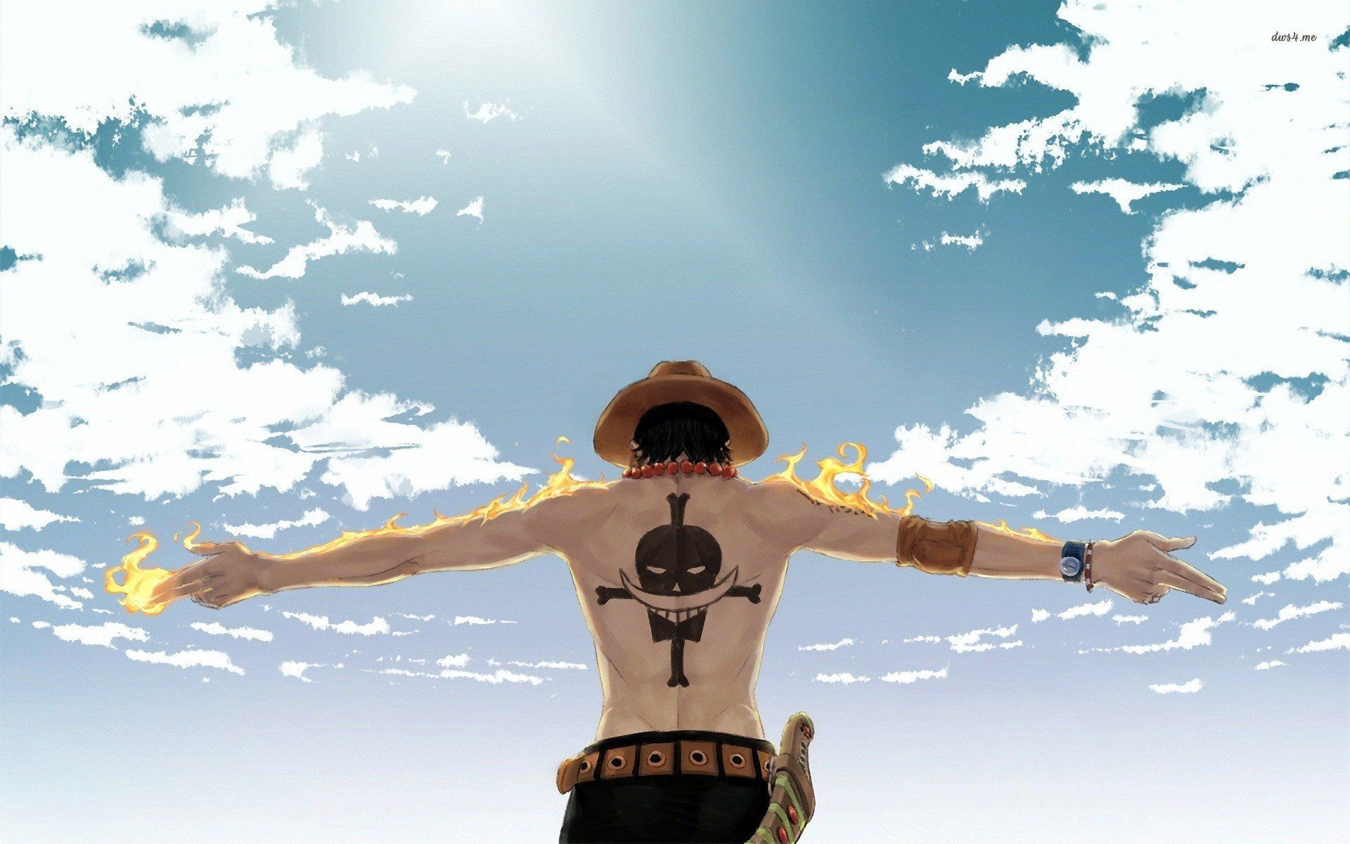 83 Portgas D. Ace HD Wallpapers | Backgrounds - Wallpaper ...