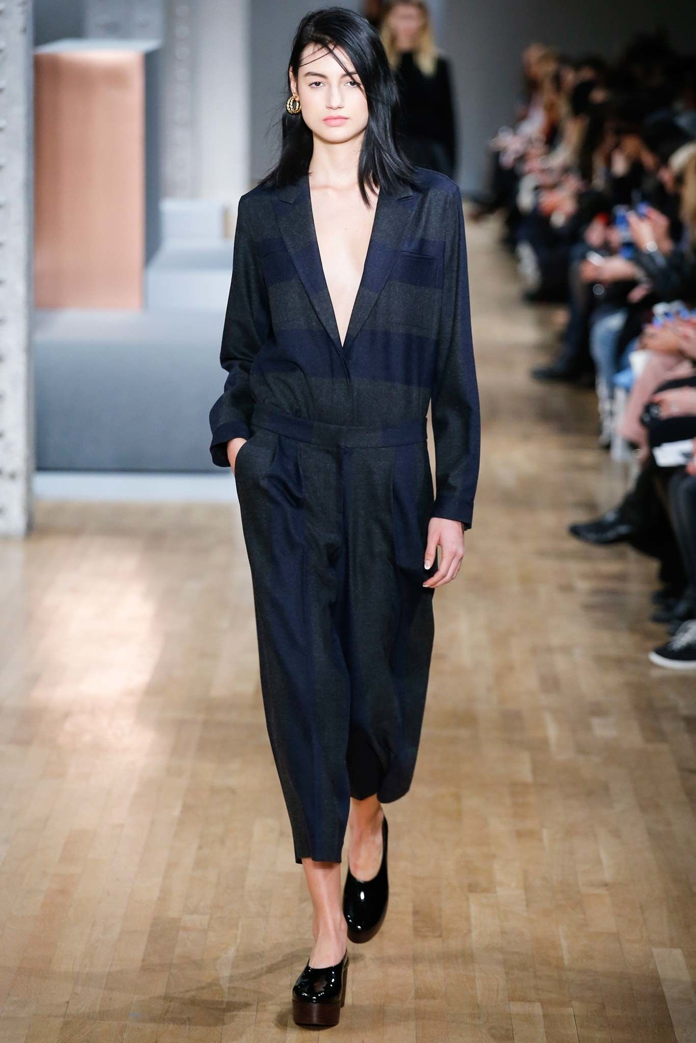 Tibi Fall 2015 Ready-to-Wear Fashion Show - Bruna Ludtke
