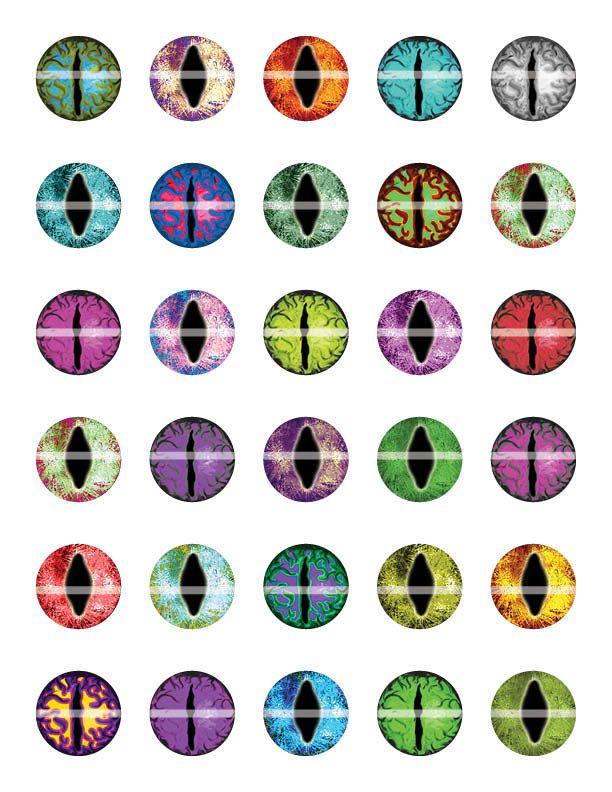 Dragon Eye Colors : dragon, colors, Printable, Google, Search